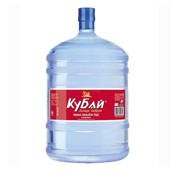 13d958830a80d Кубай вода 19 литров